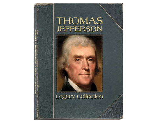 Thomas Jefferson Legacy Coin Collection