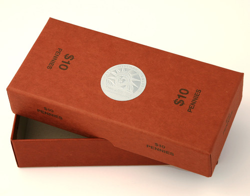 Cent Roll Collector Box