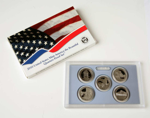 2010 Quarter Proof Set