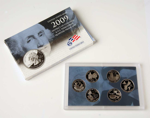 2009 Quarter Proof Set