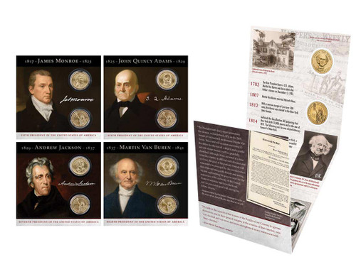 2008 Presidential $1 Coin Collection Annual Pack