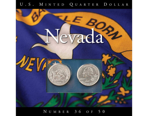 Nevada State Quarter Collection