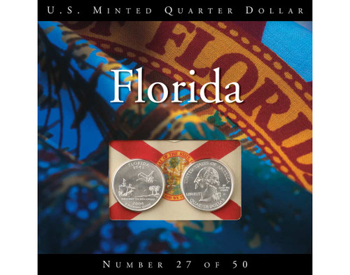 Florida Quarter Collection