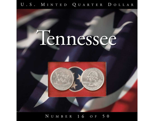 Tennessee Quarter Collection