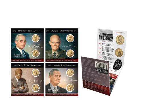 2015 Presidential $1 Coin Collection Annual Pack