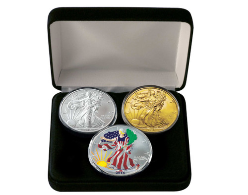 2016 American Eagle 3-Coin Set