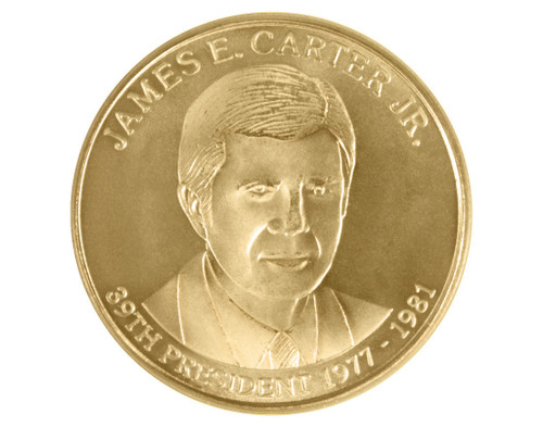 "James Earl ""Jimmy"" Carter Presidential Commemorative Coin"