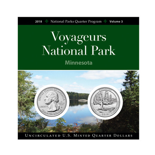 Minnesota Voyageurs Park Quarter Collection