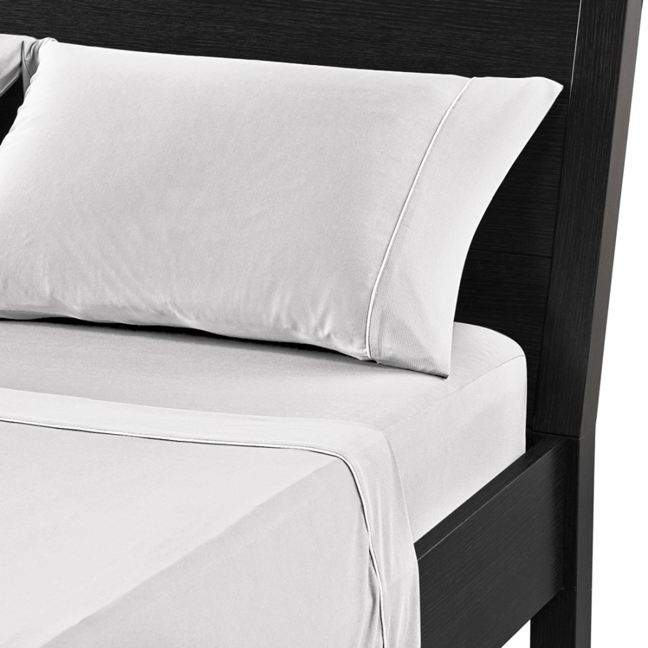 Amazing Reverie Luxe Performance Bed Sheets Collection In White