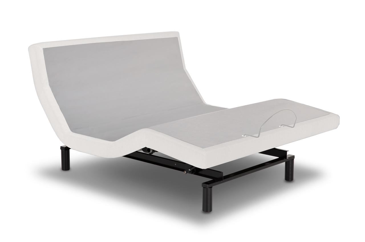 Leggett & Platt iDealBed iEscape Adjustable Bed Base, Ivory ...