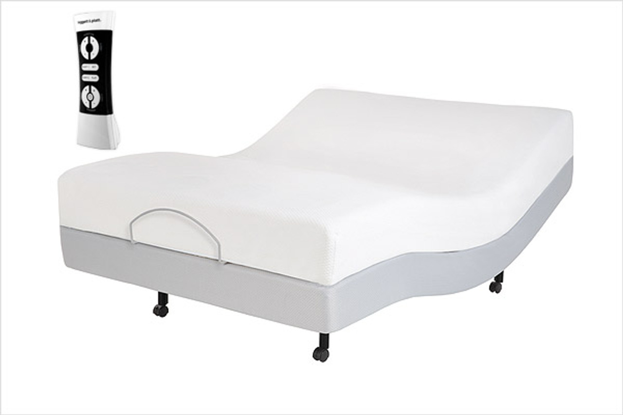 Leggett & Platt S-Cape Performance Series Adjustable Bed Base