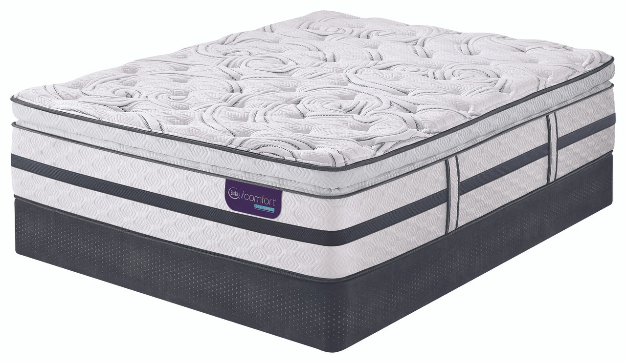 s bed blomquist serta mattress dog weir euro top perfect iii furniture products set mattr sleeper