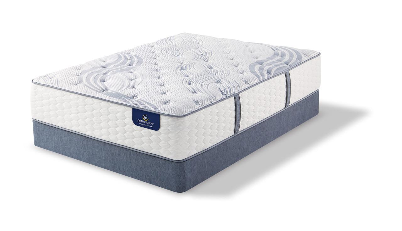 Serta Perfect Sleeper Elite Herington Plush Mattress