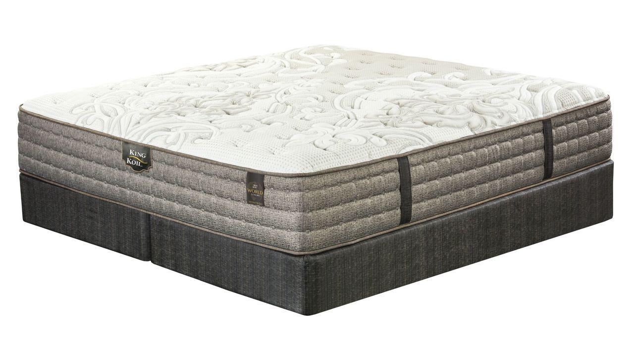 King Koil World Luxury Montego Luxury Firm Mattress