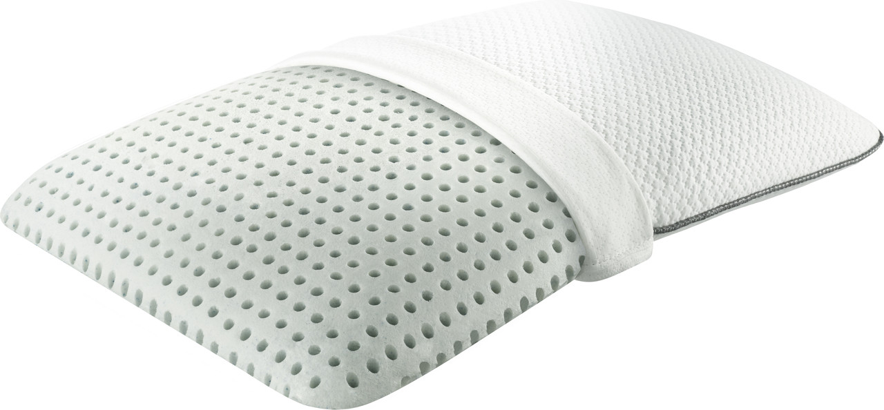foam indulgence pillow walmart fiber home at memory beautyrest ip com
