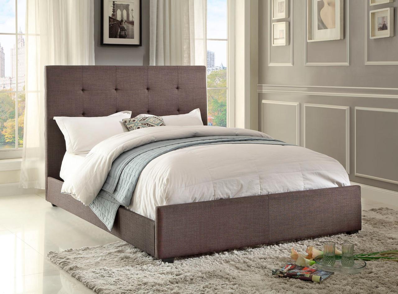 jm in bed furniture platform leather white dream upholstered modern