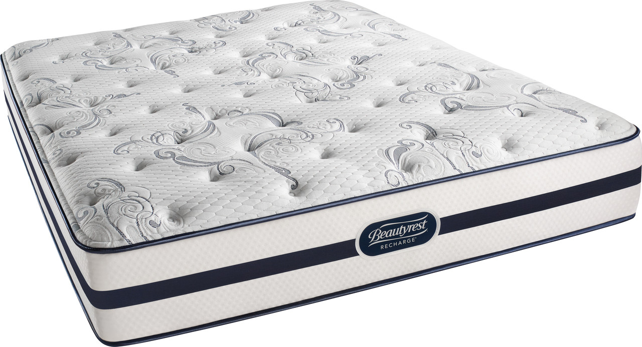 Simmons Beautyrest Recharge Jadite Plush Mattress DealBedscom