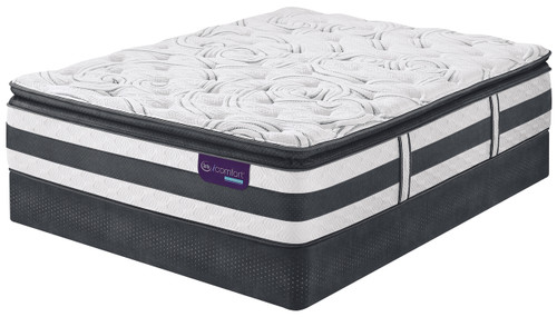 Serta iComfort Hybrid Observer Super Pillow Top Mattress Set