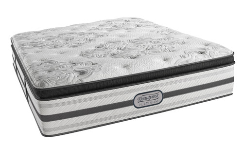 Simmons Beautyrest Platinum Gabriella Luxury Firm Pillow Top Mattress