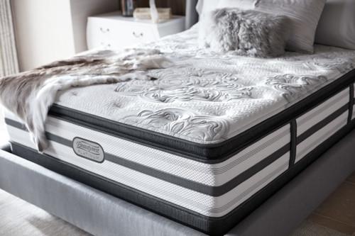 Simmons Beautyrest Platinum Gabriella Plush Pillow Top