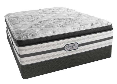 Simmons Beautyrest Platinum Katherine Luxury Firm Pillow Top Mattress