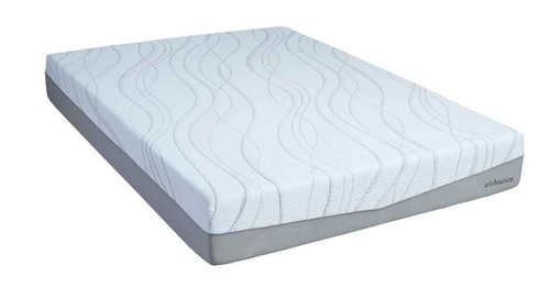 iDealBed Ambiance Luxe Gel Latex Mattress