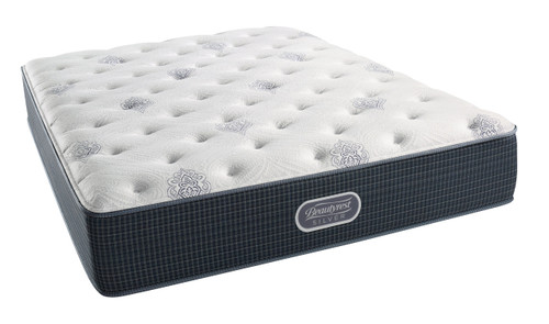 Beautyrest Silver Miller Plush Mattress Image 1