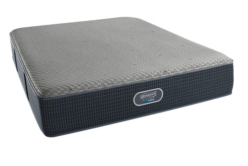 Simmons Beautyrest Silver Hybrid Harrison Shores Plush Mattress