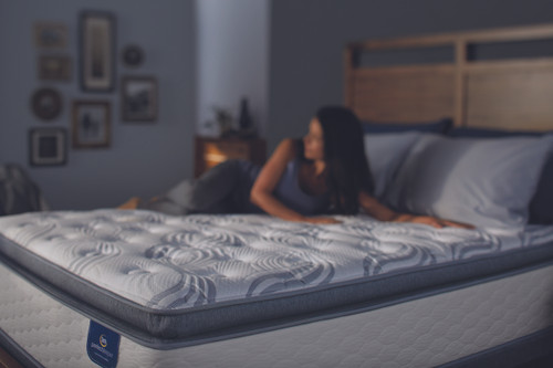 Serta Perfect Sleeper Willamette Super Pillow Top Mattress