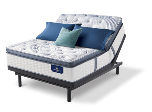 Serta Perfect Sleeper Elite Super Pillow Top With Motion