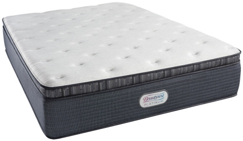 Simmons Beautyrest Platinum Belmont Avenue Plush Pillow Top Mattress