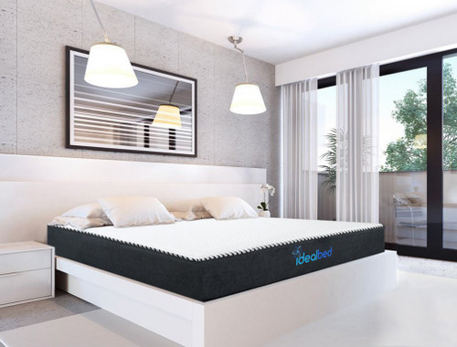iDealBed i5 Diamond Luxury Gel Memory Foam Mattress