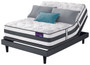 Serta iComfort Hybrid Applause ii Plush Mattress with Motion Perfect III