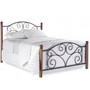 Fashion Bed Group Doral Panel Bed white background