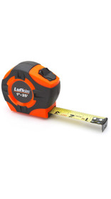 """Lufkin 1""""x25ft. Engineer Tape 10ths & 100ths / Feet & Inches"""