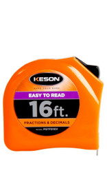 10ft to 33ft, Keson Toggle Series Pocket Tapes