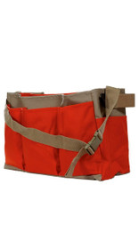 SECO Stake Bag 18 inch with Center Partition and Heavy-Duty Rhinotek Bag 8091-21-ORG