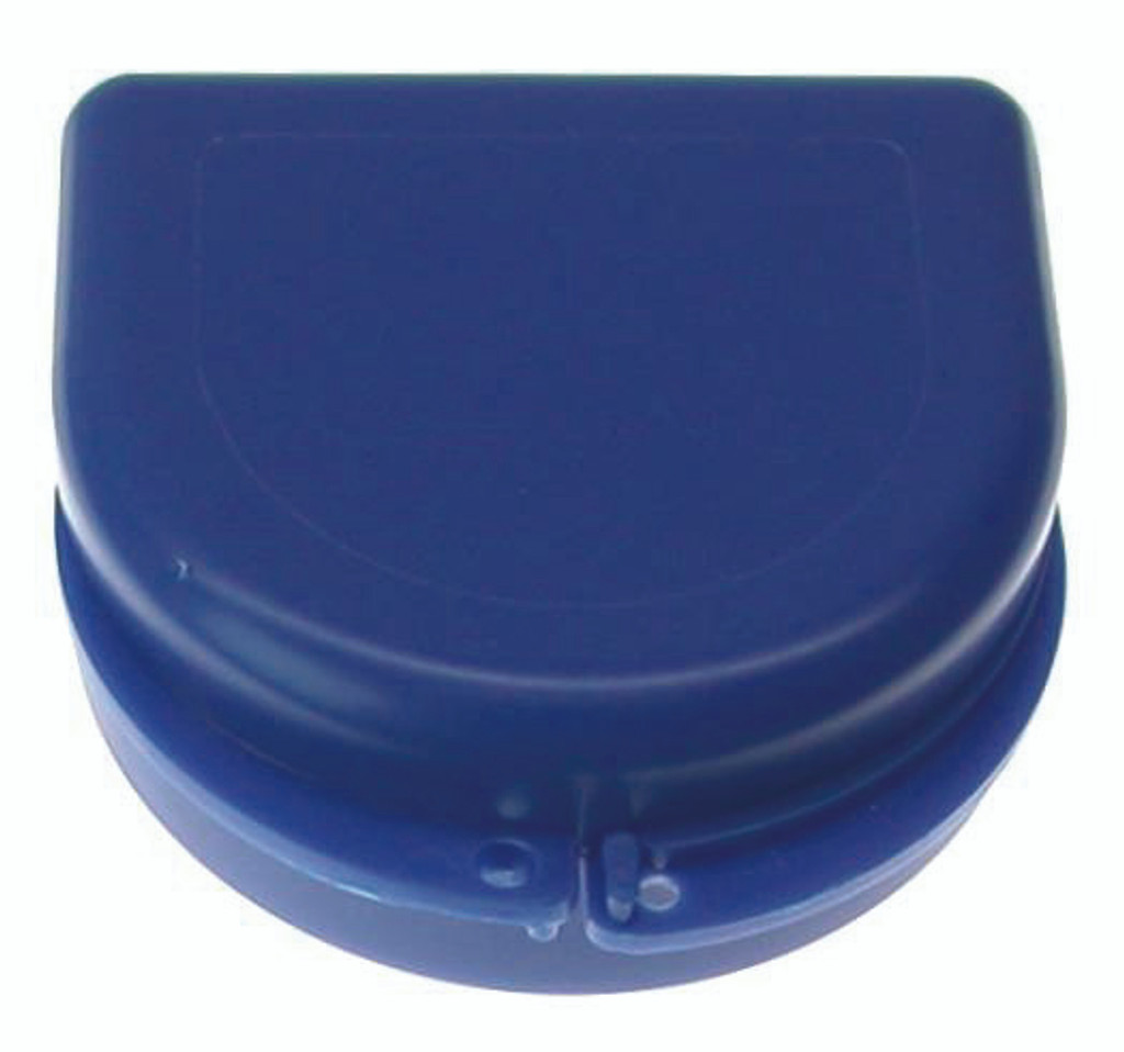 Blue Retainer Cases - 25 pk