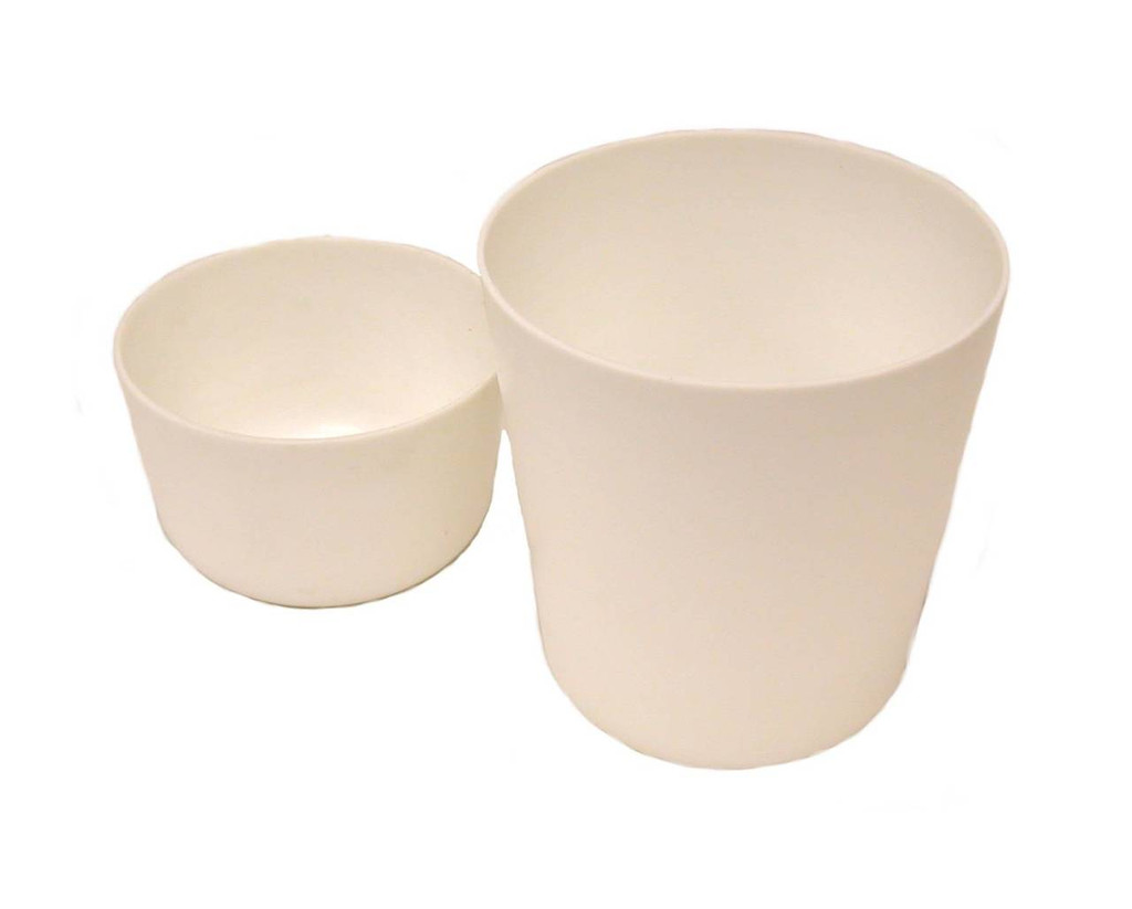 800 cc Plastic Bowls (set of 2) - without cover