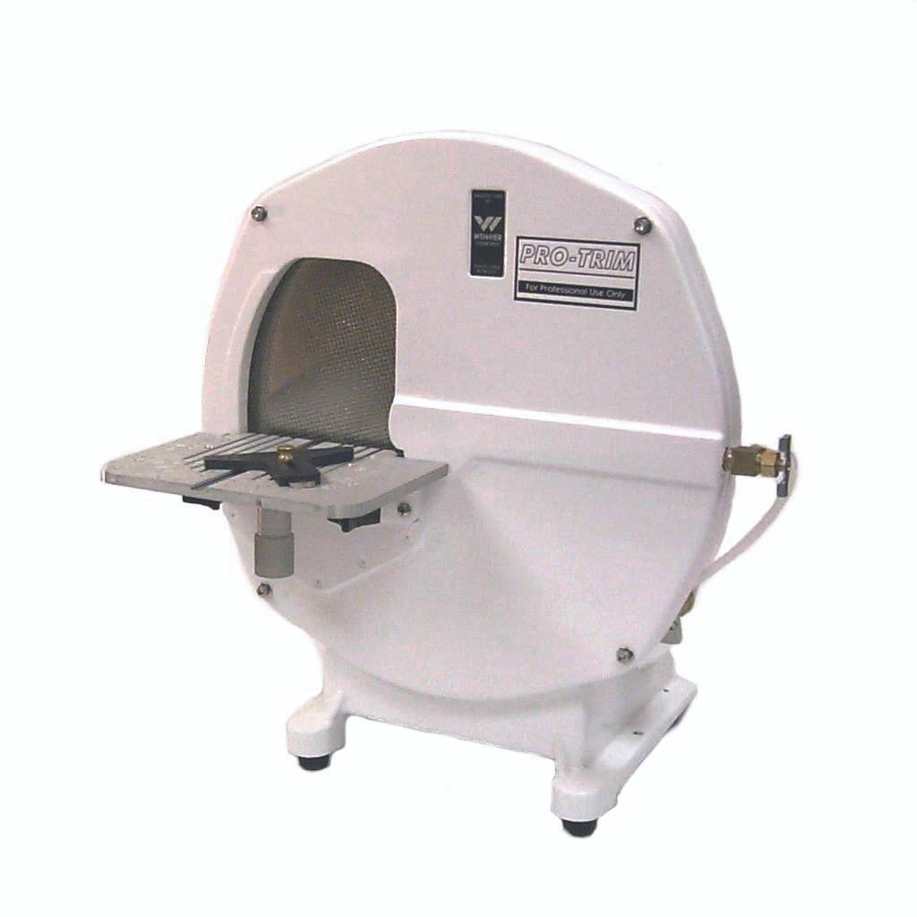 125OP PRO Orthodontic Single Wheel Model Trimmer