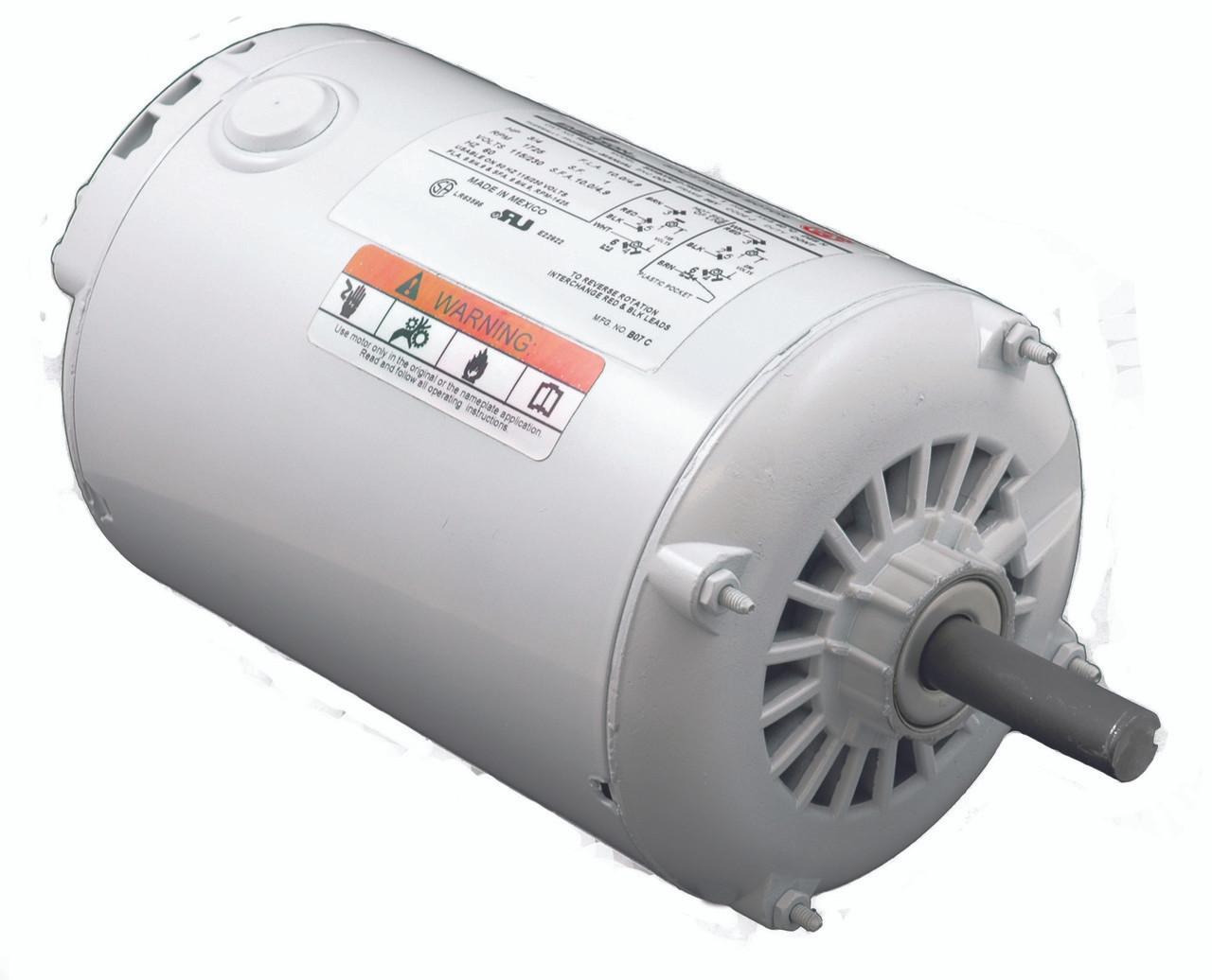 3/4 HP Electric Motor