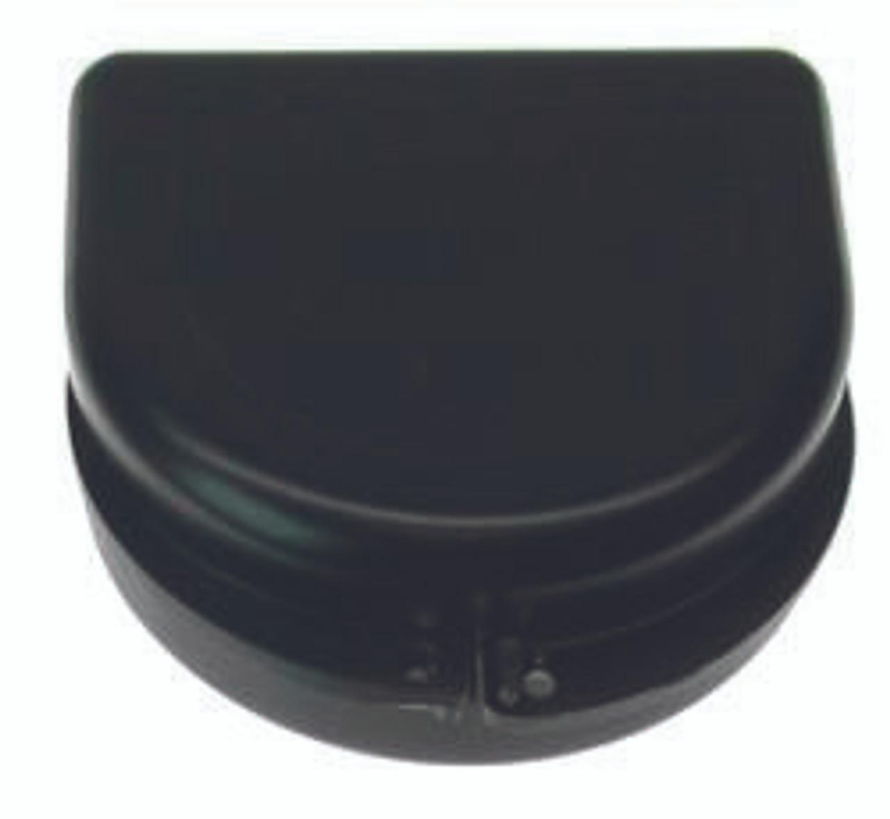 Black Retainer Cases - 25 pk
