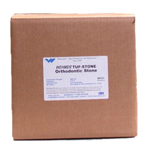 Tuf-Ston White Orthodontic Stone - 50 lbs
