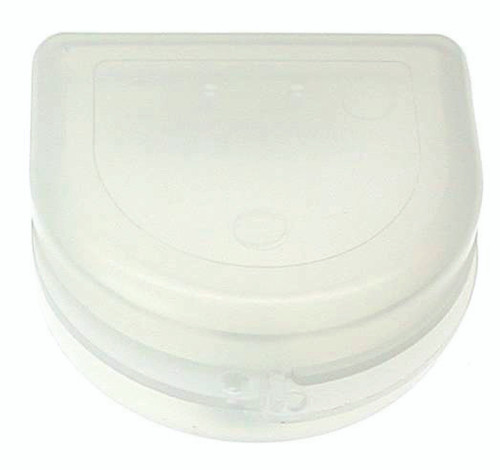 Clear Retainer Cases - 25 pk