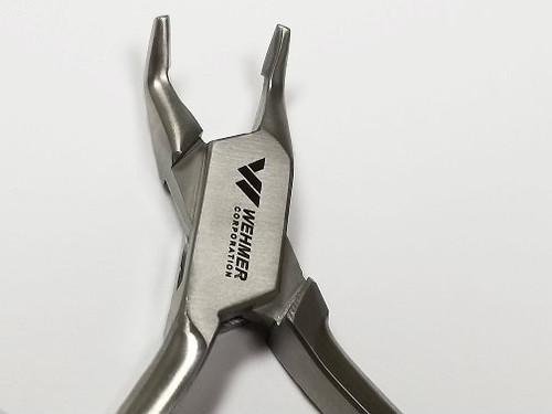 Ortho. Bracket Removal Plier / 50° Angled Tip / Short Handle - #18639