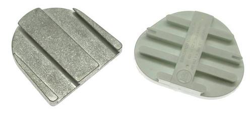 Poly Base Plates, Metal