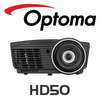Optoma HD50 DLP 3D Home Theatre Projector