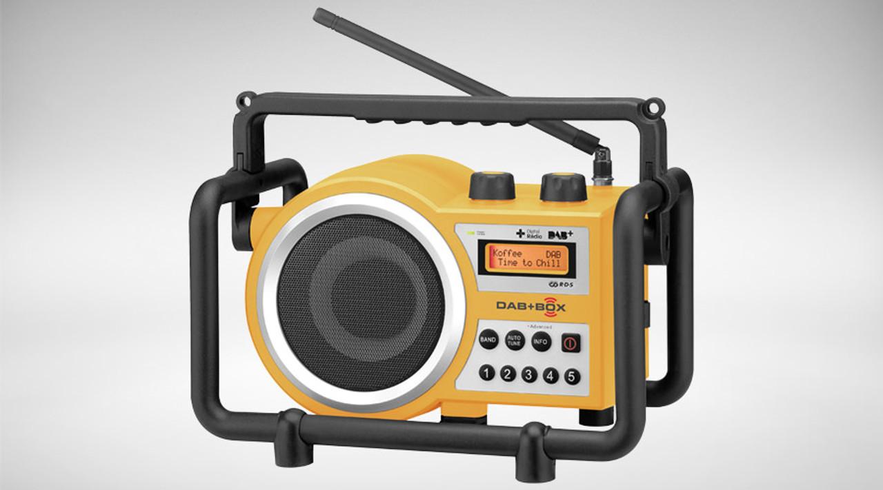 Sangean Quot Tradie Quot Radio Fm Amp Digital Av Australia Online