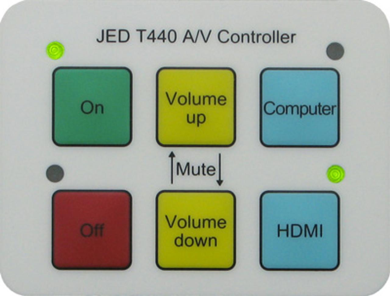 6-Key Code 9 + HDMI