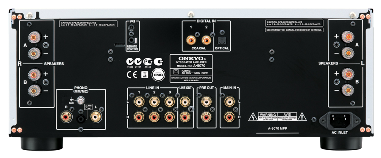 Onkyo A-9070 Audiophile Integrated Amplifier